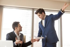 Dismissing An Employee